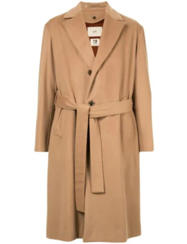 Longline Coat by Loveless
