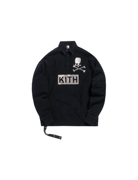 Kith X Mastermind World Rugby Black by Stock X