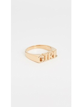 Girl Ring by Maria Black