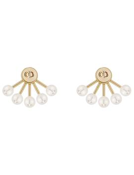Tribal Pearls Earrings by Dior