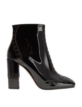 Perry Patent Leather Ankle Boots by ChloÉ