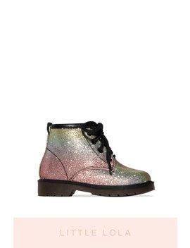 Viviana   Multi Glitter by Miss Lola