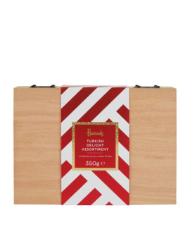 Turkish Delight Assortment (350g) by Harrods