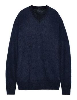 Oversized Mohair Blend Sweater by Joseph