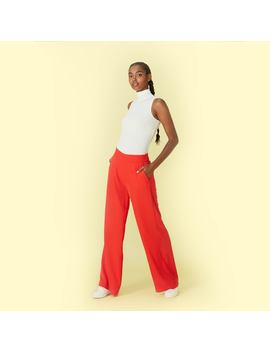 The Perfect Wide Leg Pant by Summersalt