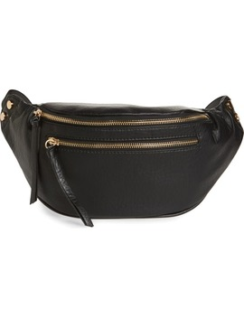 Garyn Faux Leather Belt Bag by Sole Society