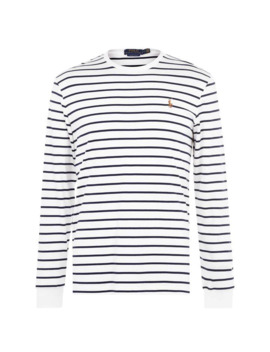 Long Sleeve Striped T Shirt by Polo Ralph Lauren
