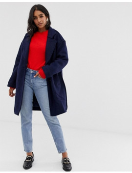 Vila Wool Coat by Vila