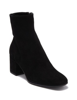 Charlee Weatherproof Dress Suede Bootie by Aquatalia