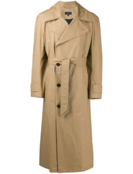 Mawes Trench Coat by Joseph