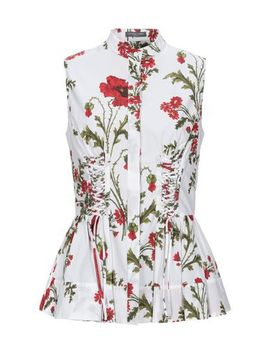 Floral Shirts & Blouses by Alexander Mcqueen