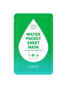 water-pocket-sheet-mask-skin-relief-(soothing) by laneige