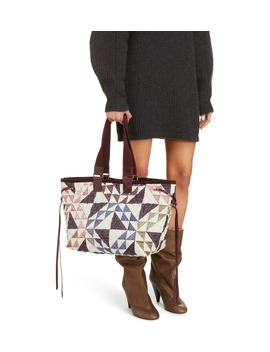 Wardy New Quilted Shopper by Isabel Marant