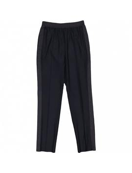 Cashmere Straight Pants by Hermès