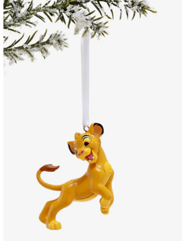 Disney The Lion King Simba Ornament by Hot Topic