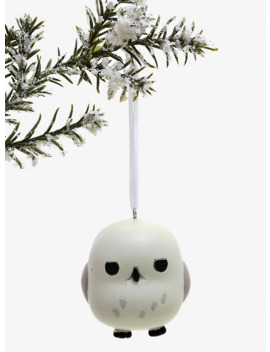 Harry Potter Chibi Hedwig Ornament by Hot Topic