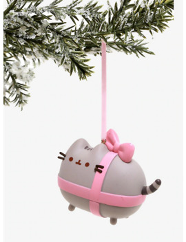 Pusheen Gift Wrap Ornament by Hot Topic