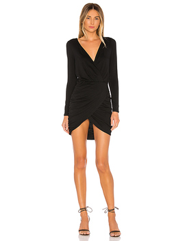 Taryn Mini Dress In Black by Lovers + Friends