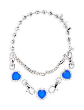 Nyc Heart Necklace by Jiwinaia