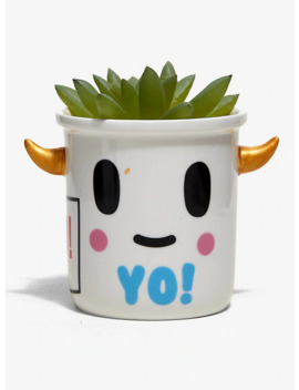 Tokidoki Yo! Yogurt Planter by Hot Topic