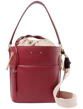 Roy Medium Leather Bucket Bag by ChloÉ