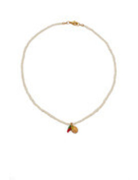 Mary Pepper Pearl Necklace by Alterita