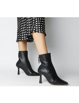 Address Dressy Square Toe Boots by Office
