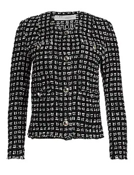 Tetys Tweed Jacket by Iro