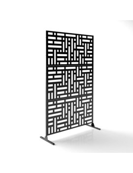 6.5 Ft H X 4 Ft. Metal Privacy Screen by Veradek