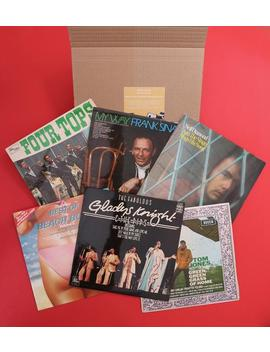 Hand Picked Mystery Vinyl Lp Gift Box   Hits From The 60s   Pop, Folk, Rock, Soul by Etsy