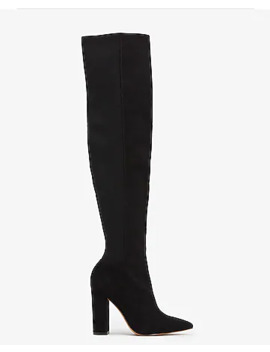 Thigh High Sock Boots by Express