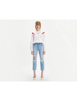 501® Original Cropped Ripped Women's Jeans by Levi's