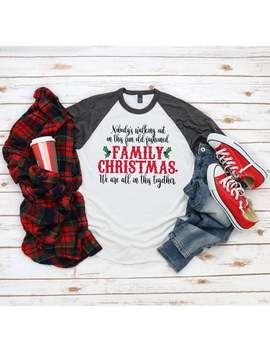 Christmas Vacation Shirt, Funny Holiday Shirt, Funny Christmas Raglan, Funny Christmas Tees, You Serious Clark, Griswold Christmas T Shirts by Etsy
