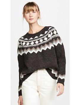 Adene Alpaca Sweater by Nili Lotan