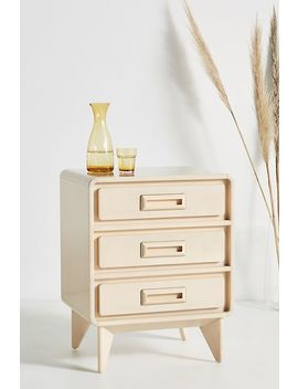Barquette Nightstand by Tracey Boyd