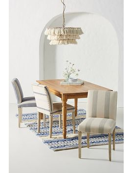 Seneca Stripe Dining Chair by Anthropologie