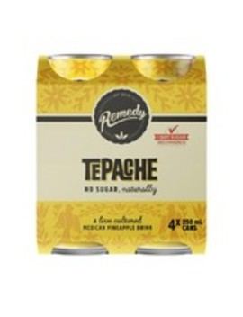 Tepache Multipack Cans 250m L by Remedy
