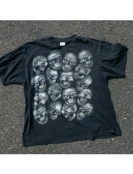 Vintage Skull Tshirt. by Poshmark