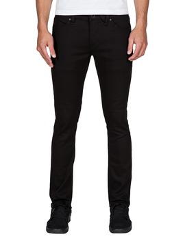 2x4 Slim Straight Leg Jeans by Volcom