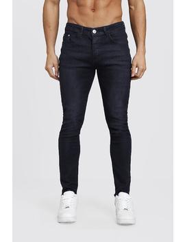 skinny-stretch-fashion-jeans by boohoo