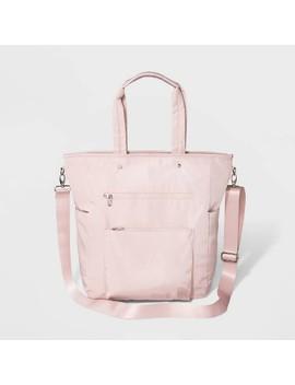 Convertible Tote Handbag To Backpack   Joy Lab™ Pink by Joy Lab