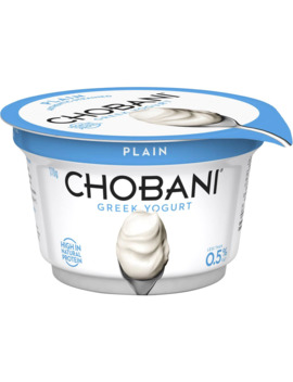 Chobani No Fat Plain Yoghurt 170g by Chobani