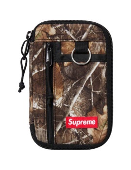 Small Zip Pouch   Real Tree Camo   Fw19 by Supreme  ×