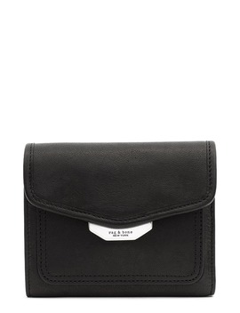 Field Leather French Wallet by Rag & Bone