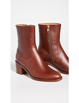 Georgia Booties by A.P.C.