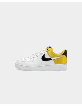 Nike Air Force 1 '07 Lv8 1 Amarillo/White by Nike