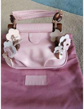 Radley Handbag  Small Pale Pink by Ebay Seller