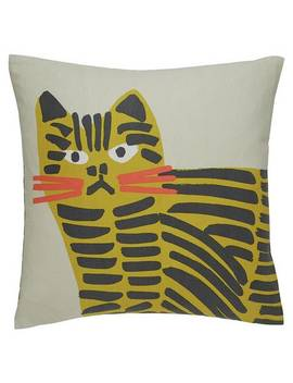 Habitat Grumpy Cat Cushion889/5994 by Argos