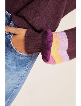 Caren Cashmere Sweater by Velvet By Graham & Spencer