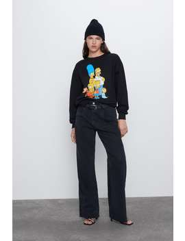 The Simpsons™ Sweatshirt by Zara